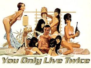 credit:  James Bond